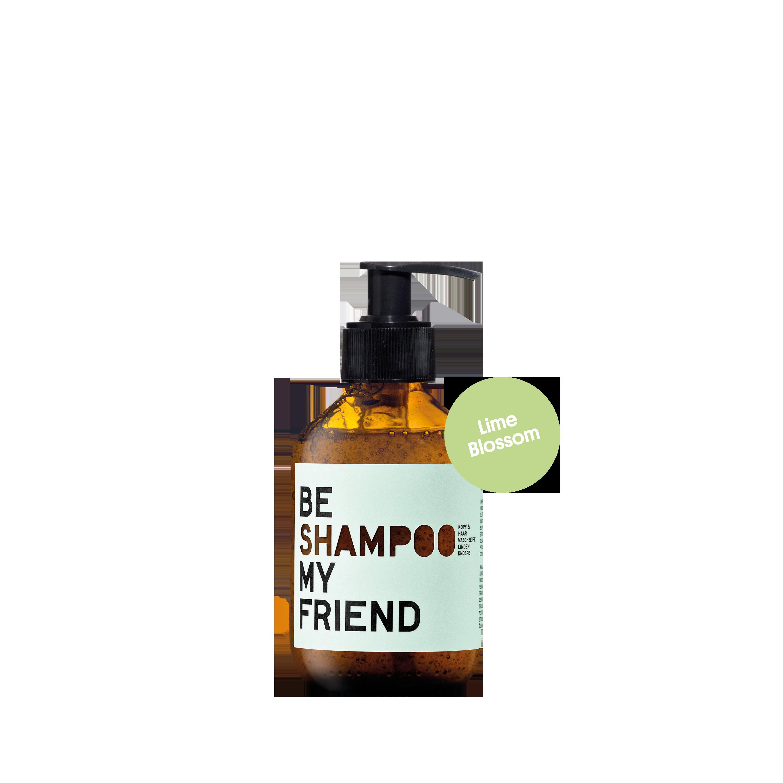 Shampoo – Lindenblüte 100 ml von BE [...] MY FRIEND